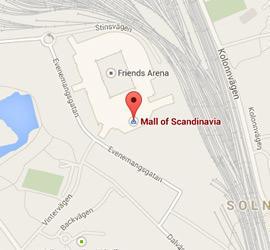 Store mall of scandinavia