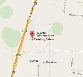 Marieberg karta